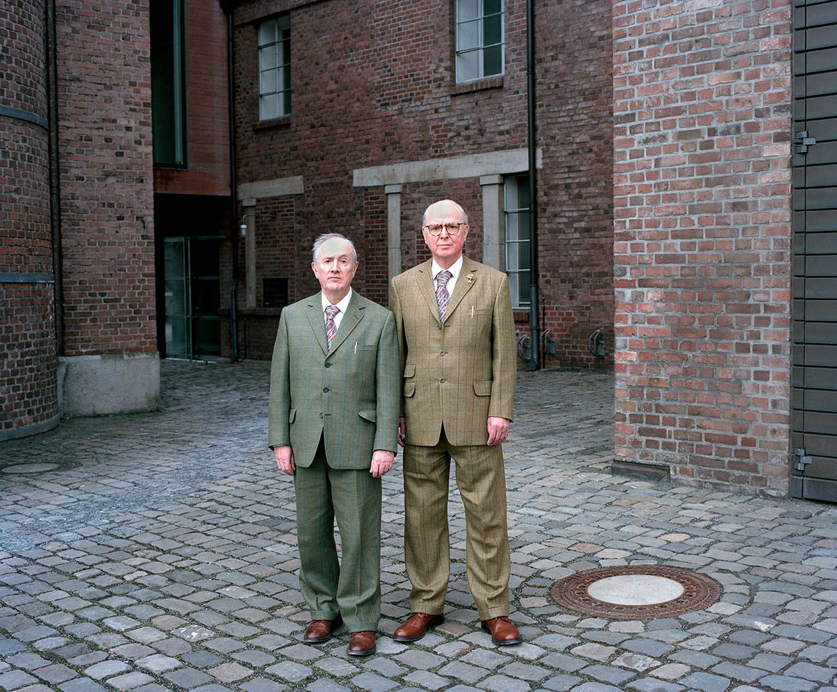 Piethan Gilbert and George neuer